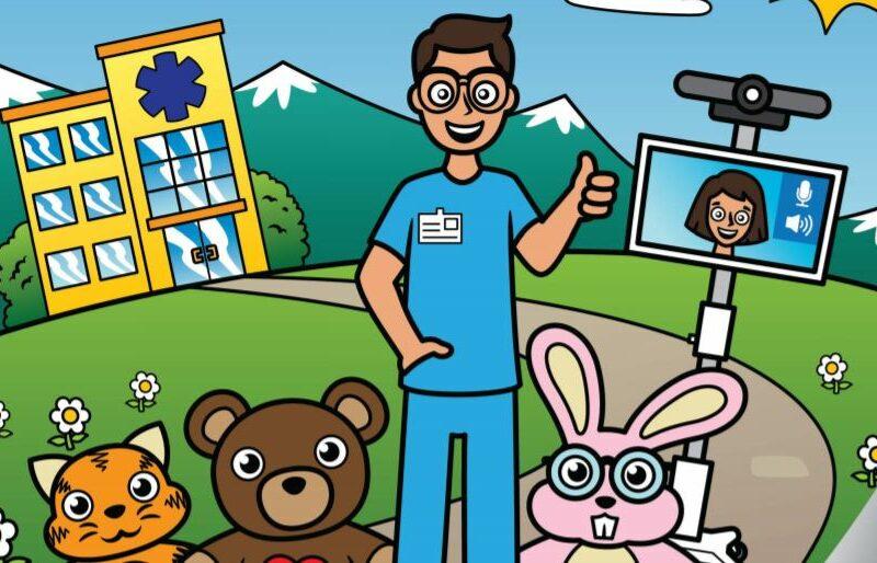 IDS Publishes MedSitter Children's Activity Book