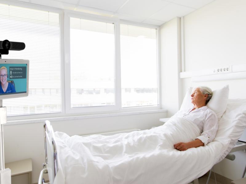 MedSitter Update Helps COVID-19 Patients Combat Social Isolation